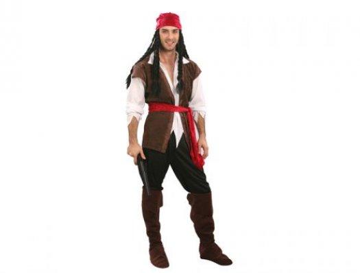 Disfraz de Pirata Hombre Adulto