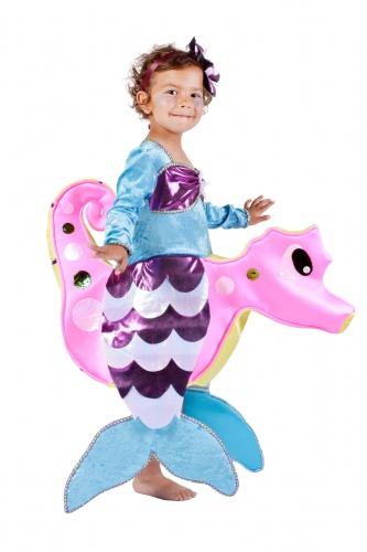 Disfraz de Princesa del Mar talla 0 (1-3 años)