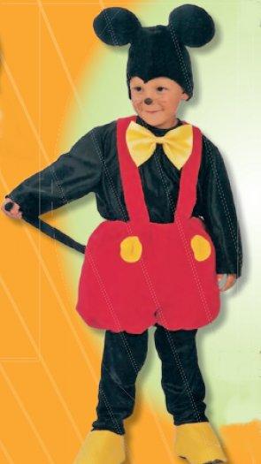 Disfraz de Ratón infantil, talla 1-3 años