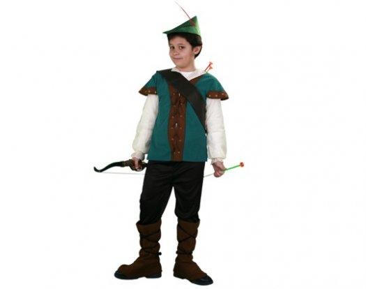 Disfraz de Robin Hood 4-6 años