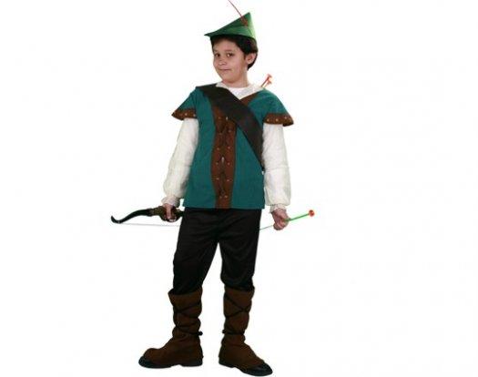 Disfraz de Robin Hood 7-9 años