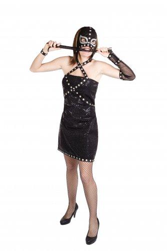 Disfraz de Sado Woman, adulto.