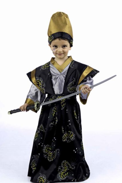Disfraz de Samurai Takeda