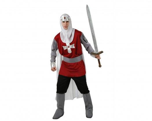 Disfraz de Soldado Medieval talla 2 (M-L)