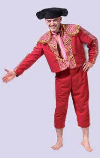 Disfraz de Torero adulto talla 50