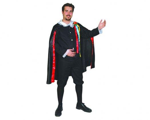 Disfraz de tuno Talla 2 (M-L)