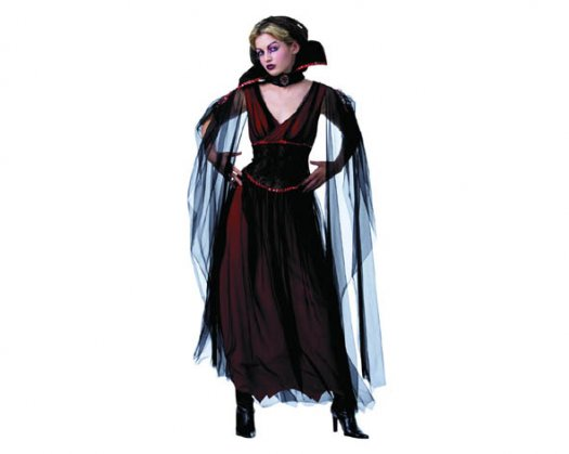 Disfraz de Vampiresa Gótica adulta