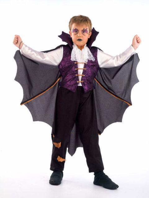 Disfraz de Vampiro 3 a 5 años