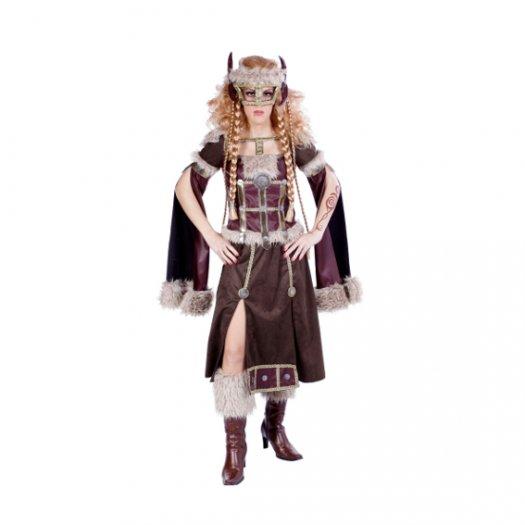 Disfraz de Vikinga, adulto