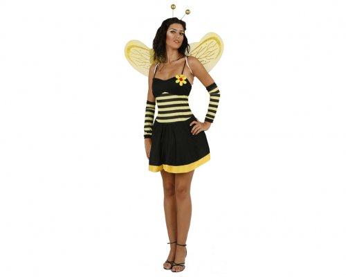 Disfraz de abeja sexy talla xl