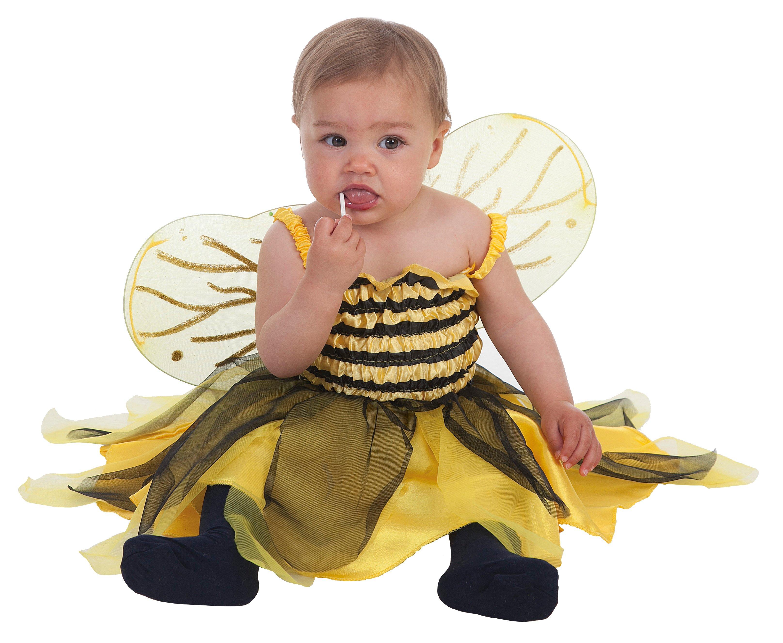 Disfraz de abejita beb - Como hacer un disfraz de bebe ...