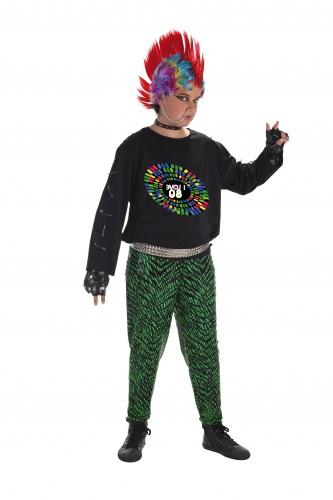 Disfraz De Anos 80 Nino Talla 1 3 5 Anos