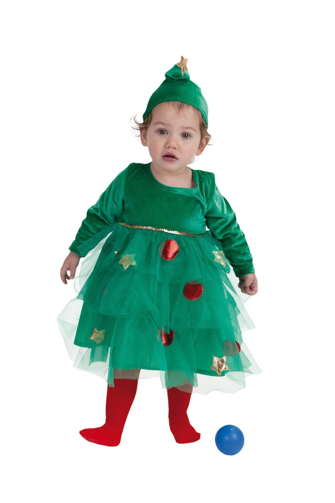 Disfraz de rbol de navidad 18 meses - Disfraces para navidad ...