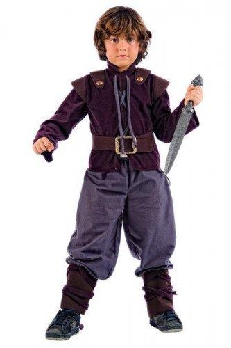Disfraz de aventurero medieval (5) 9 a 11 años