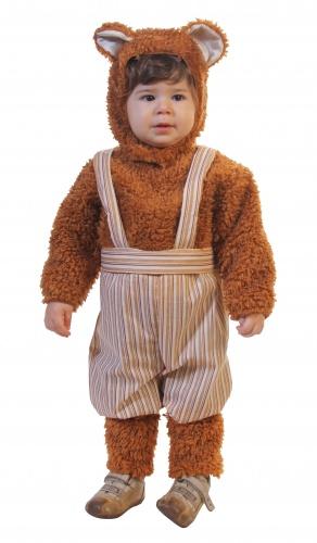 Disfraz de bebé oso 12 meses