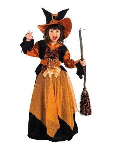 Disfraz de bruja natasha 9 A 11 años