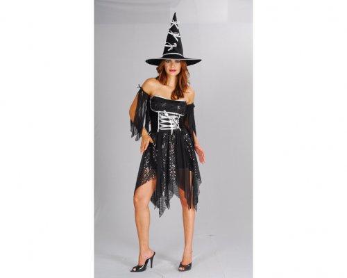 Disfraz de bruja para fiestas