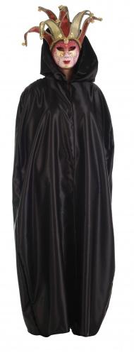 Disfraz de capa veneciana
