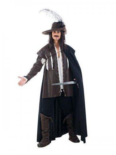 Disfraz de capitan diego (bs) Talla M