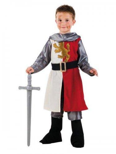 Disfraz de cid medieval