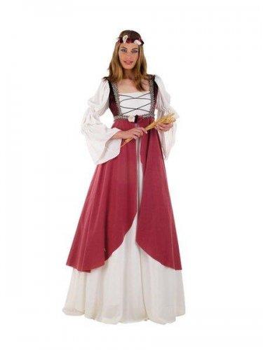 Disfraz de clarisa medieval Talla L