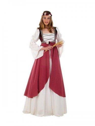 Disfraz de clarisa medieval (bs) Talla XXL