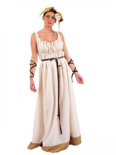 Disfraz de cortesana medieval