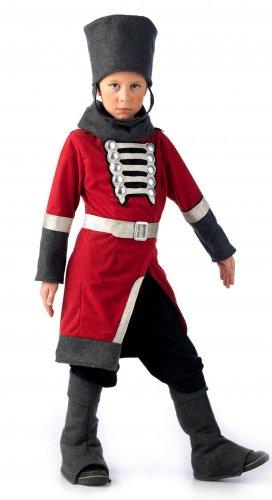 Disfraz de cosaco (2) 3 a 5 años