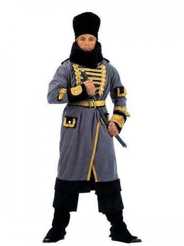 Disfraz de cosaco