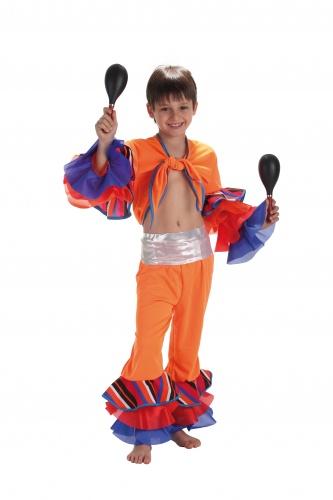 Disfraz cubano rayas infantil talla car interior design - Disfraz de pescado ...