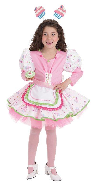 Disfraz de cupcake talla 2 (5-7 años)