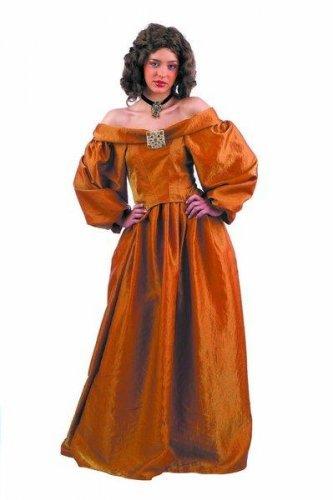 Disfraz de dama Constanza epoca
