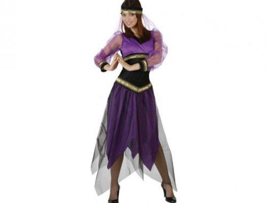Disfraz de dama morisca adulto Talla 2 (M-L)