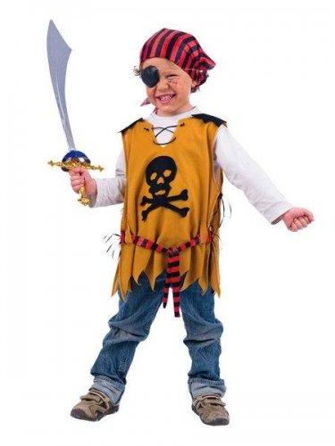 Disfraz de delantal pirata