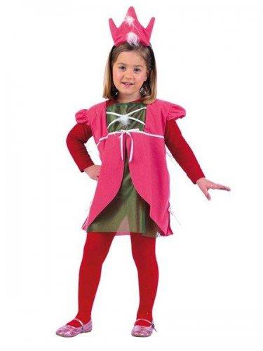 Disfraz de delantal princesa