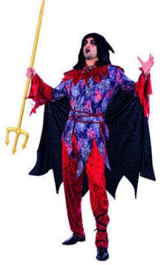 Disfraz de diablo lucifer Talla M