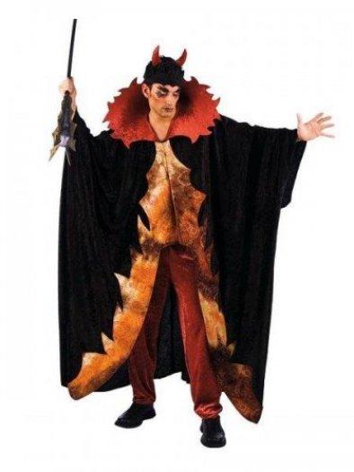 Disfraz de diablo lucifer Talla XL