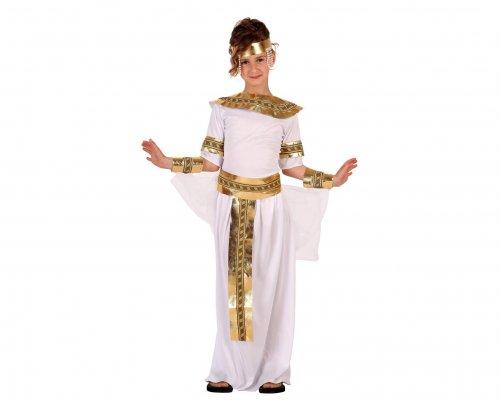 disfraz de egipcia nia talla