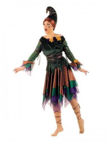 Disfraz de elfa Talla XS