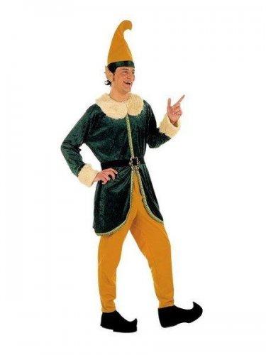 Disfraz de elfo (bs) - talla SH