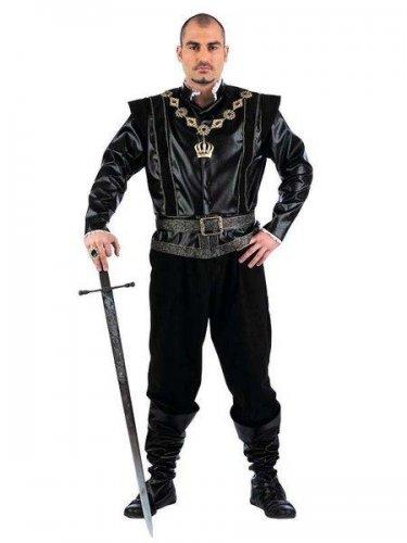 Disfraz de enrique viii (tudor)