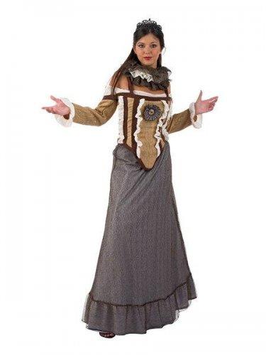 Disfraz de epoca Isabel de castilla