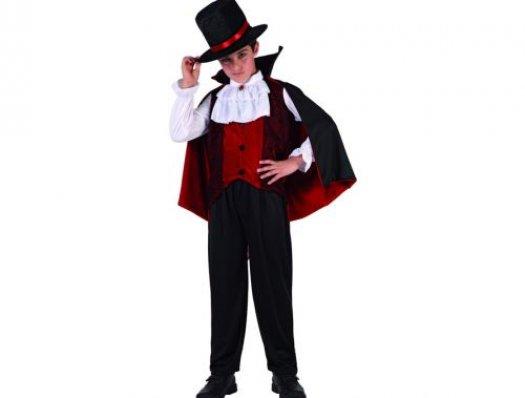 Disfraz de vampiro niño Talla 1 (3 – 4 años)
