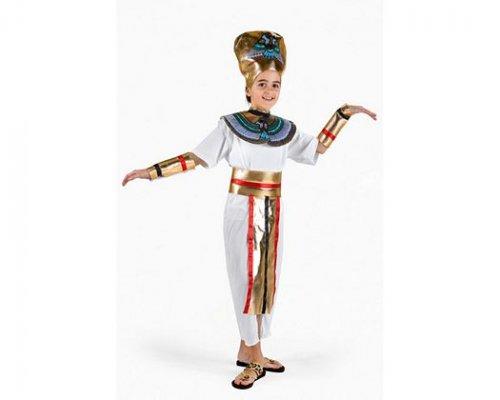 Disfraz de faraona, 3-4