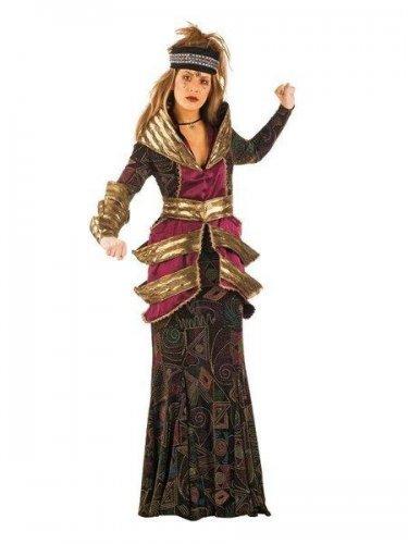 Disfraz de garsenda guerrera medieval