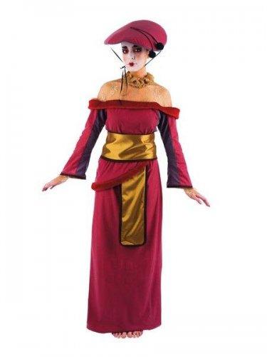 Disfraz de geisha shangai