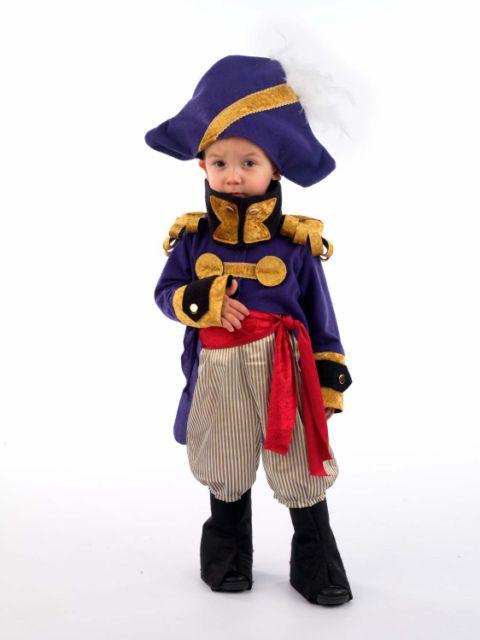 Disfraz de general frances Infantil