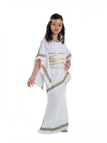 Disfraz de griega 3 a 5 años