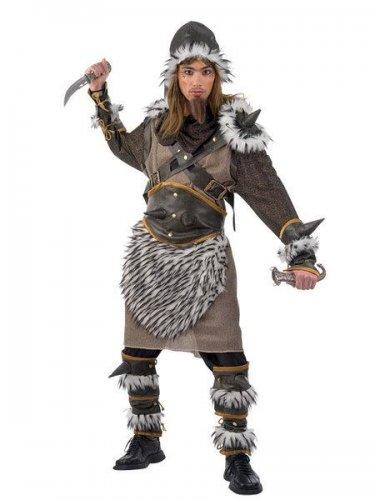 Disfraz de guerrero barbaro