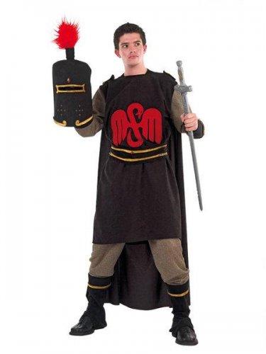 Disfraz de guerrero de las tinieblas